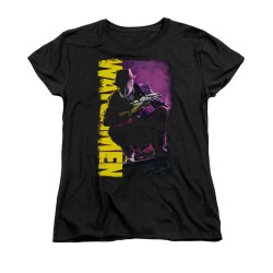 Image for The Watchmen Womans T-Shirt - Perched