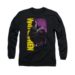 Image for The Watchmen Long Sleeve Shirt - Perched