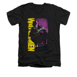 Image for The Watchmen V Neck T-Shirt - Perched