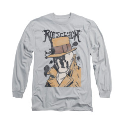 Image for The Watchmen Long Sleeve Shirt - Splatter