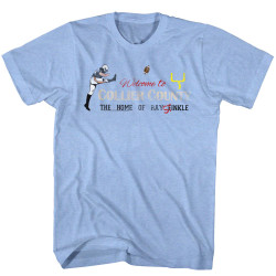 Image for Ace Ventura Pet Detective T-Shirt - Collier County Home of Ray Stinkle