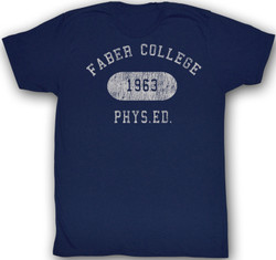 Image Closeup for Animal House T-Shirt - Faber College Physical Education
