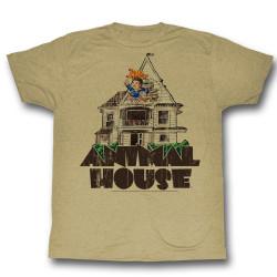 Image for Animal House T-Shirt - Flag Flyer
