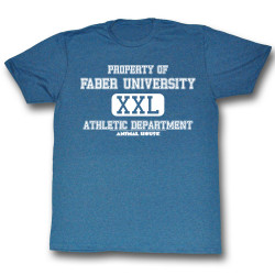 Image for Animal House T-Shirt - Property of Faber University Ath Dept