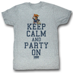 Image for Animal House T-Shirt - Party On