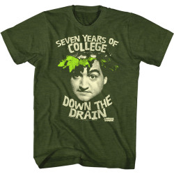 Image for Animal House T-Shirt - Down the Drain