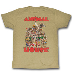 Image for Animal House T-Shirt - The House