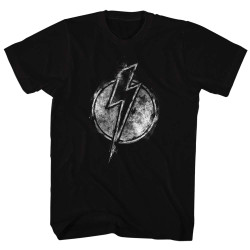 Image for Flash Gordon Chalk Logo T-Shirt