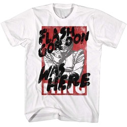 Image for Flash Gordon Was Here T-Shirt