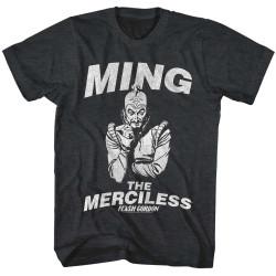 Image for Flash Gordon Merciless T-Shirt