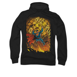 Image for Superman Hoodie - Daily Planet Save