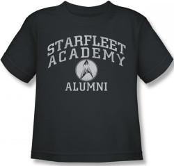 Image for Star Trek Kids T-Shirt - Starfleet Academy Alumni