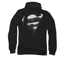Image for Superman Hoodie - Dripping Shield