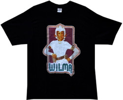Image Closeup for Buck Rogers in the 25th Century Retro Wilma T-Shirt