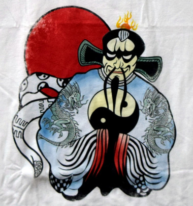 Image for Chinatown Trucker Tank Top