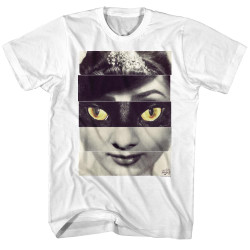 Image for Hollywood Sirens T-Shirt - Cat Eyes