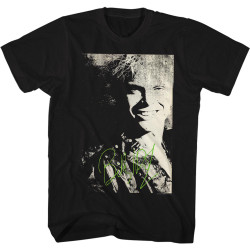 Image for Billy Idol T-Shirt - Smile