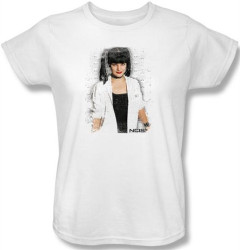 Image for NCIS Abby Skulls Woman's T-Shirt