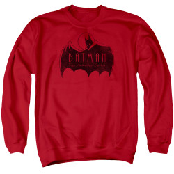 Batman The Animated Series Crewneck - One Color Logo