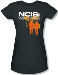 Image for NCIS: Los Angeles Slow Walk Girls Shirt