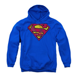 Image for Superman Youth Hoodie - Action Shield
