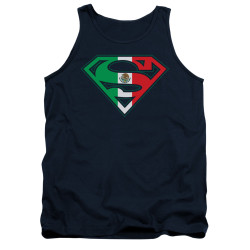 Image for Superman Tank Top - Mexican Shield