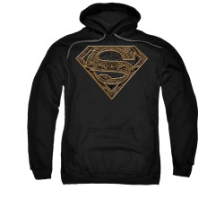Image for Superman Hoodie - Aztec Shield