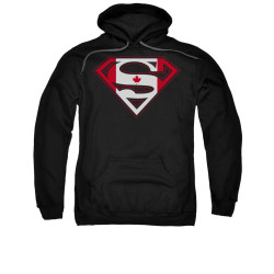 Image for Superman Hoodie - Canadian Shield