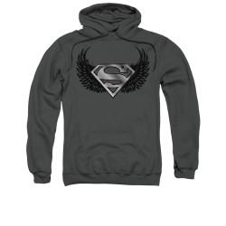 Image for Superman Hoodie - Dirty Wings