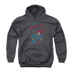 Image for Superman Youth Hoodie - It Tickles
