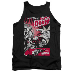 Image for Superman Tank Top - Day Of Doom