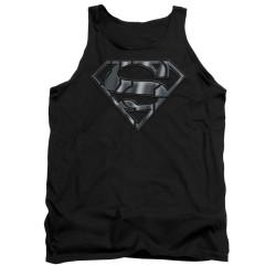Image for Superman Tank Top - Mech Shield