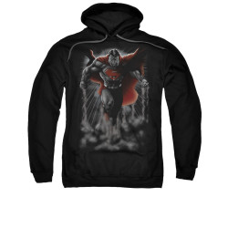 Image for Superman Hoodie - Above The Clouds