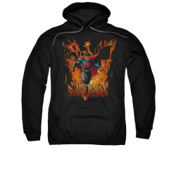 Image for Superman Hoodie - Through The Fire