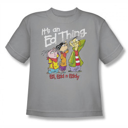 Image for Ed Edd n Eddy It's an Ed Thing Youth T-Shirt