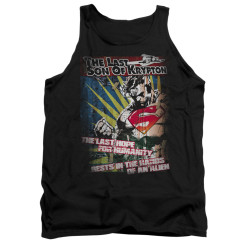 Image for Superman Tank Top - Last Hope