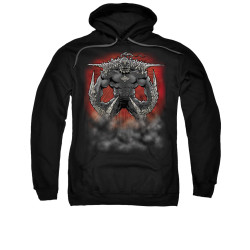 Image for Superman Hoodie - Doomsday Dust