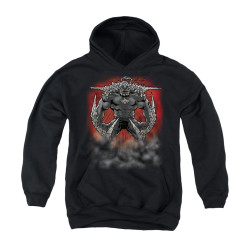 Image for Superman Youth Hoodie - Doomsday Dust
