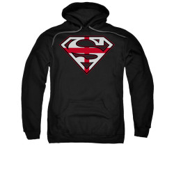 Image for Superman Hoodie - English Shield