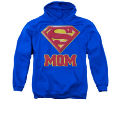 Image for Superman Hoodie - Super Mom