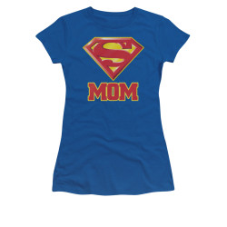 Image for Superman Girls T-Shirt - Super Mom