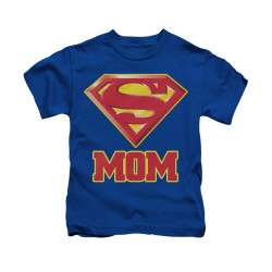 Image for Superman Kids T-Shirt - Super Mom