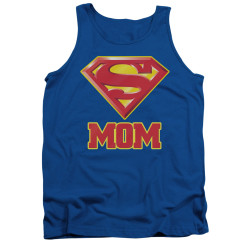 Image for Superman Tank Top - Super Mom