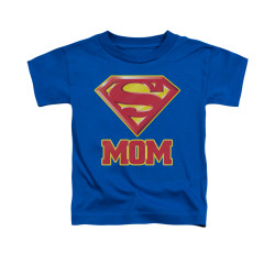 Image for Superman Toddler T-Shirt - Super Mom