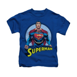 Image for Superman Kids T-Shirt - Flying High Again
