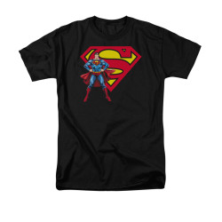 Image for Superman T-Shirt - Superman & Logo