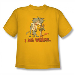 Image for I am Weasel Buddies Youth T-Shirt