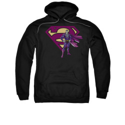 Image for Superman Hoodie - Bizarro & Logo