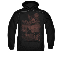 Image for Superman Hoodie - Somber Power