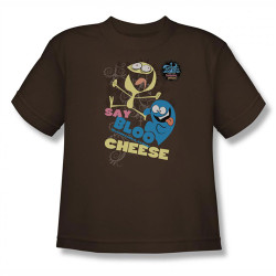 Image for Fosters Home for Imaginary Friends Dancing Youth T-Shirt